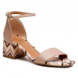 Sandały BADURA - 4988-69 Beż 007