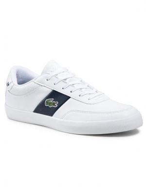 Lacoste Sneakersy Court-Master 0721 1 Cma 7-41CMA0036042 Biały