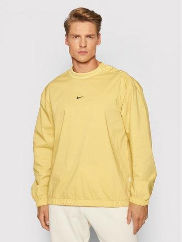 Bluza Essentials DD7016 Żółty Regular Fit