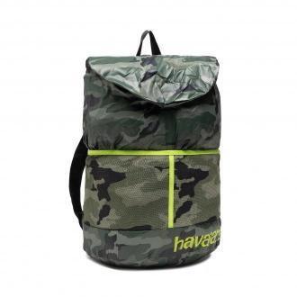 Plecak HAVAIANAS - Backpack Coll 41444973598  Dark Grey/Lime