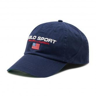 Czapka z daszkiem POLO RALPH LAUREN - Classic Sport Cap 710833720001 Navy