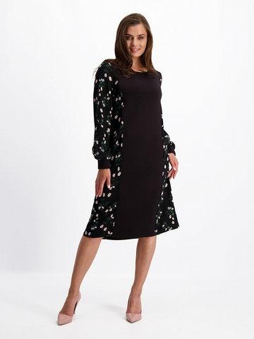 Wyszczuplająca sukienka z wstawkami Lavard Woman 85059