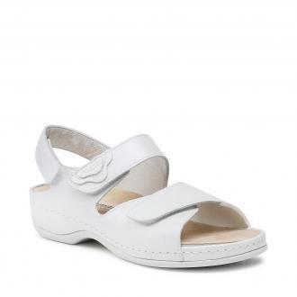 Sandały BERKEMANN - Rina 01040 Silber 146