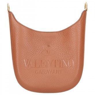 Valentino Garavani Torba na ramię IDENTITY skóra cielęca