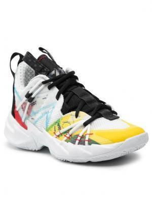 Nike Buty Jordan Why Not Zero.3 Se CK6611 100 Biały