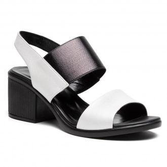 Sandały BADURA - B4051-69 Biały