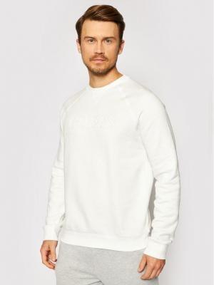 Guess Bluza U1YA02 K9V31 Biały Regular Fit
