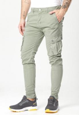 Khaki Spodnie Hylle