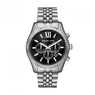 Zegarek MICHAEL KORS - Lexington MK8602 Silver/Silver