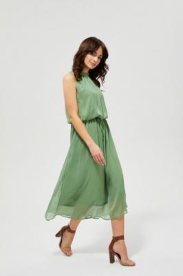 Elegancka sukienka w stylu boho