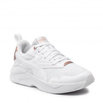 Sneakersy PUMA - X-Ray Lite Wn's Metallic Pop 382717 02 Puma White/Rose Gold
