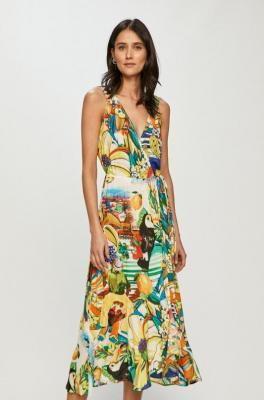 Desigual - Sukienka plażowa