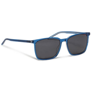 Okulary przeciwsłoneczne HUGO - HG 1096/S Blue Crystal 0XZ