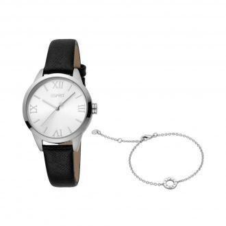 Zegarek ESPRIT - ES1L259L0025  Black/Silver