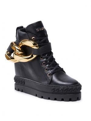 Carinii Sneakersy B7206 Czarny