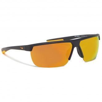 Okulary przeciwsłoneczne NIKE - Tempest M CW4665 015 Gridiron/Total Orange