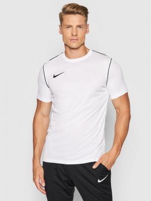 Nike Koszulka techniczna Dri-Fit BV6883 Biały Regular Fit