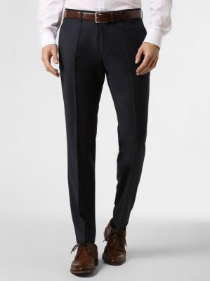 Roy Robson - Męskie spodnie od garnituru modułowego, niebieski