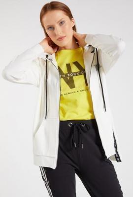 Dresowa bluza z lamówką