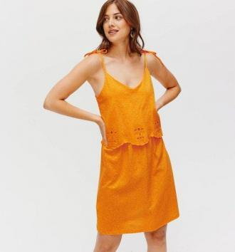 Sukienka efekt 2 w 1