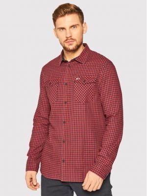 Tommy Jeans Koszula Gingham Western DM0DM08779 Czerwony Regular Fit