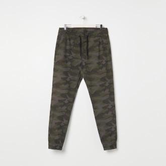 Sinsay - Spodnie jogger - Wielobarwny