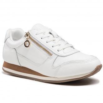 Sneakersy S.OLIVER - 5-23608-26 White Nappa 102