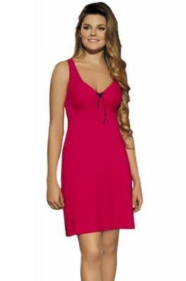 Babella Charlotta Jasny rubin damska koszula nocna
