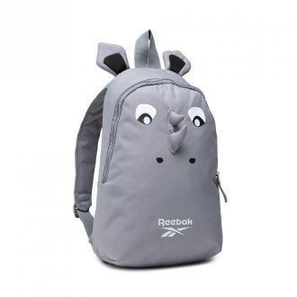 Plecak Reebok - Kids Small H21129  Szary