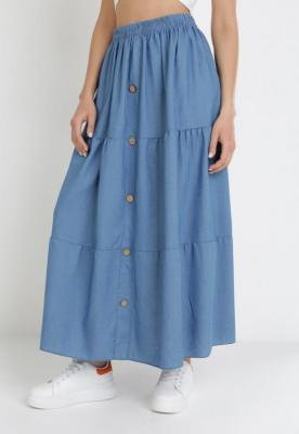 Niebieska Spódnica Klephiche