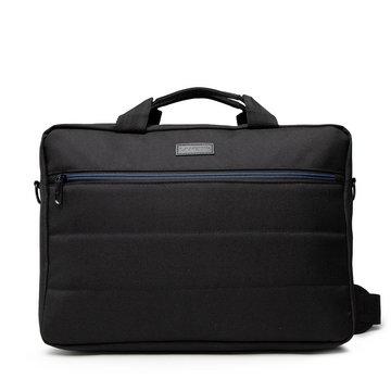Torba na laptopa LANETTI - BMM-S-074-10-06 Black