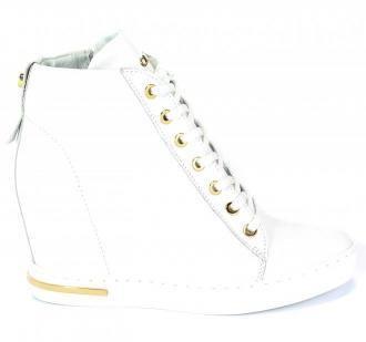 Sneakers Carinii B5476-L46-000-000-B88 Biały