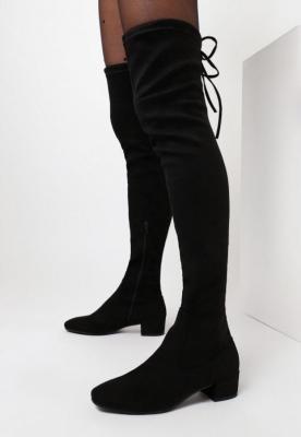 Czarne Kozaki Decorous