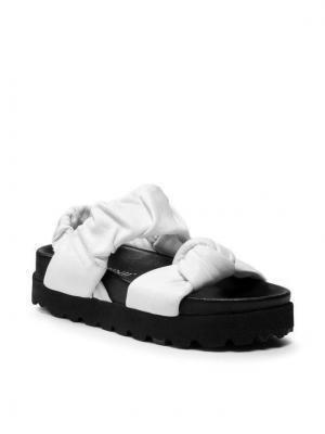 Carinii Sandały B7352 Biały