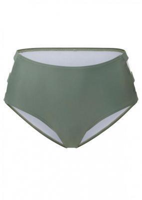 Figi bikini maxi bonprix oliwkowy