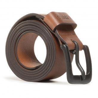 Pasek Męski LEVI'S® - 77134-0390 Medium Brown