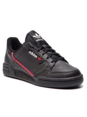 adidas Buty Continental 80 J F99786 Czarny