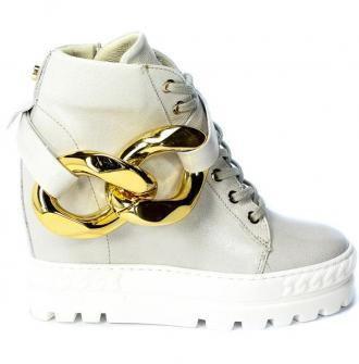 Sneakersy Carinii B7206-R45-E39 Beż