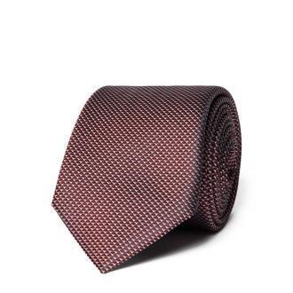 Krawat z jedwabiu (8 cm)
