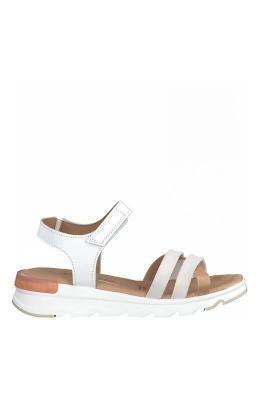 Tamaris Sandały biały