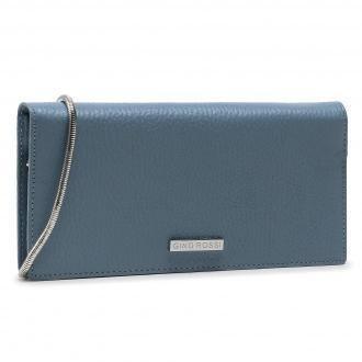 Duży Portfel Damski GINO ROSSI - O3W1-022-SS21 Blue