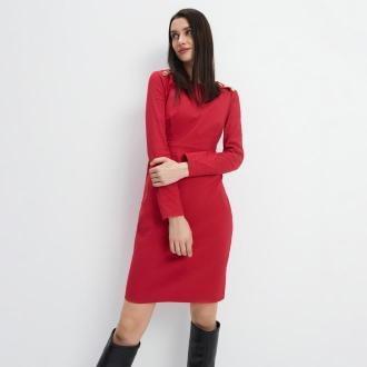 Mohito - Ołówkowa sukienka Eco Aware - Różowy