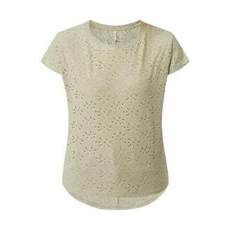 Bluzka z ażurowej koronki model 'Smilla'