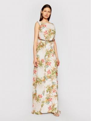 Marciano Guess Sukienka letnia 1GG726 9539Z Kolorowy Regular Fit