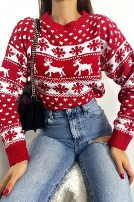 Sweter damski SANTIMA