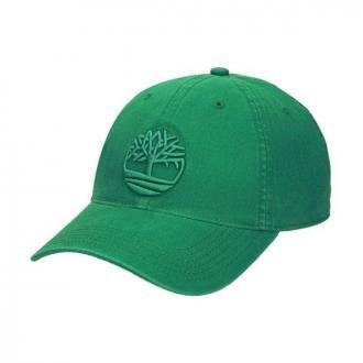 TIMBERLAND CZAPKA COTTON CANVAS BASEBALL CAP