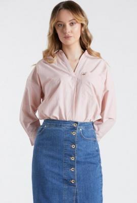 Jeansowa spódnica ołówkowa