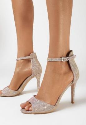 Szampańskie Sandały Chruldiva