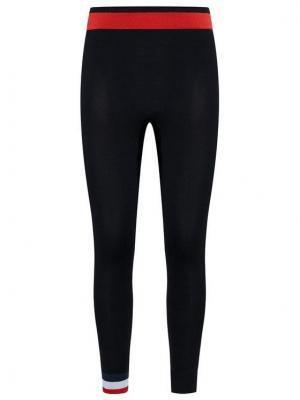 Rossignol Bielizna termoaktywna dolna Droite RLIMP16 Czarny Slim Fit