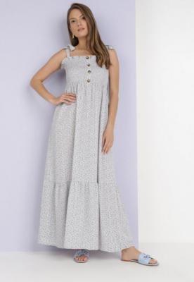 Jasnoniebieska Sukienka Nailia